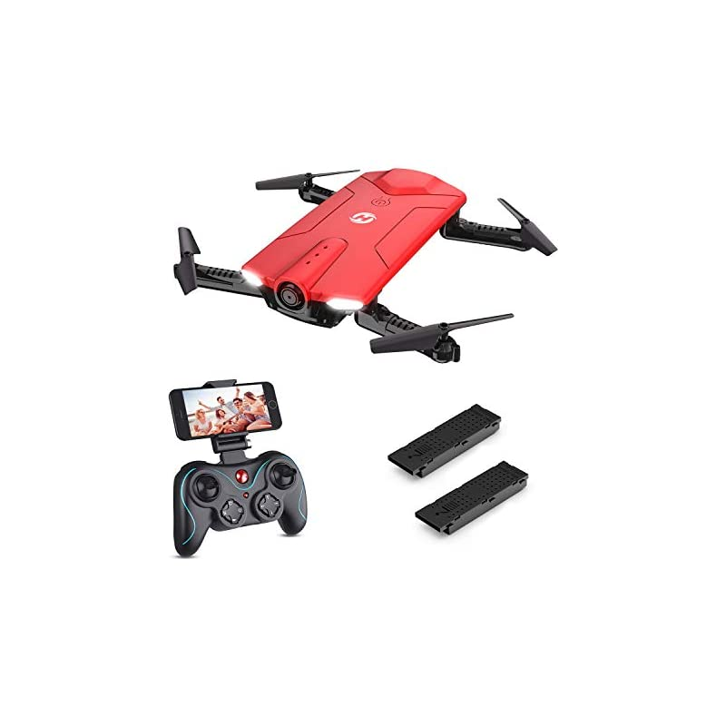 Holy Stone HS160 Drone with Camera, RC Q