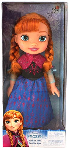 Disney Frozen Toddler Anna