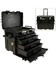 Gray Tools 941004 Mobile Tool Chest with 4 Drawers