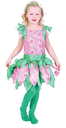 Bristol Novelty Forest Fairy Dress (L) Age 7 - 9 Years