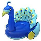 Best Swimline Pool Floats - Swimline Giant Peacock Premium Bird Lounger for Swimming Review