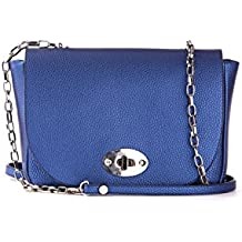 Alba Soboni Designed Women's PU Leather Clutch Small Girl's Cross Body Bag