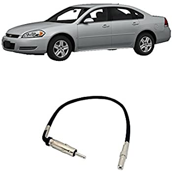 fits chevy impala 2006 2013 factory stereo to. Black Bedroom Furniture Sets. Home Design Ideas