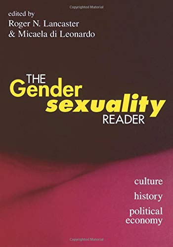 The Gender/Sexuality Reader (2)