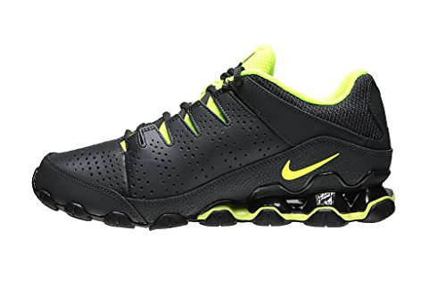 Hombre Negro De Zapatillas Black Para 8 Deporte Volt anthracite Tr Reax 036 Nike wU0Ianq8q
