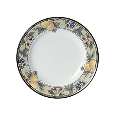 Mikasa Garden Harvest Salad Plate, 8.25-Inch