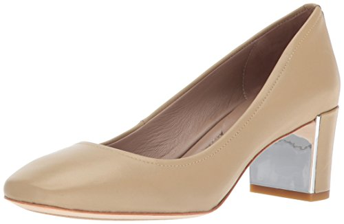 Donald J Pliner Women's CORIN2 Pump, Almond, 8 Medium US