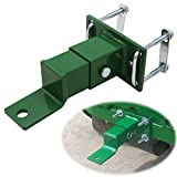 CNSY Lawn Trailer Mower Zero Turn Tractor Rear Hitch Fit for John Deere Rear Gas Z Trak Models Z225 Z245 Z445 Z425 Z465 Z910 Z920 Z925 Z930 Z950 Z960 and Z970