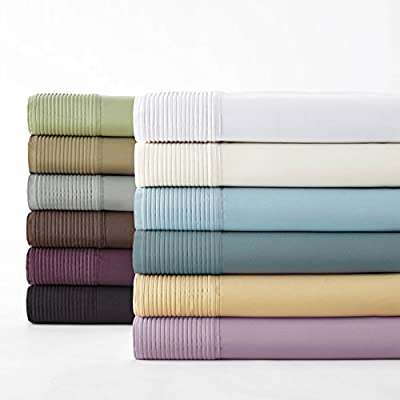 Southshore Fine Linens® - Extra Deep Pocket Pleated Sheet Set