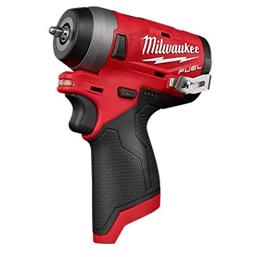 Milwaukee 2552-20 M12 FUEL 1/4'' Cordless Stubby Impact Wrench (Bare Tool Only)