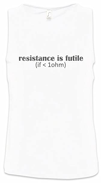 The Mermaid Conviction Resistance is Futile T-Shirt Tamaños S-5XL wyFwh