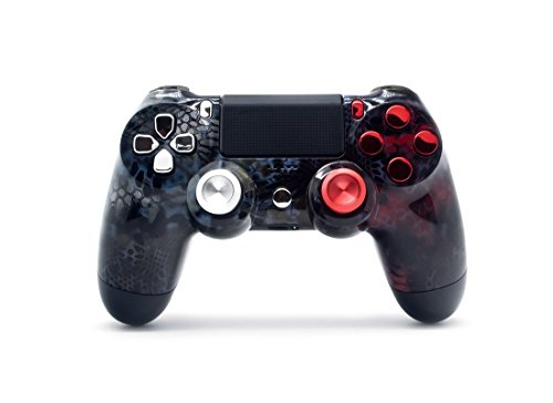 Sony PS4 Wireless Controller Dualshock (Silver) - 6