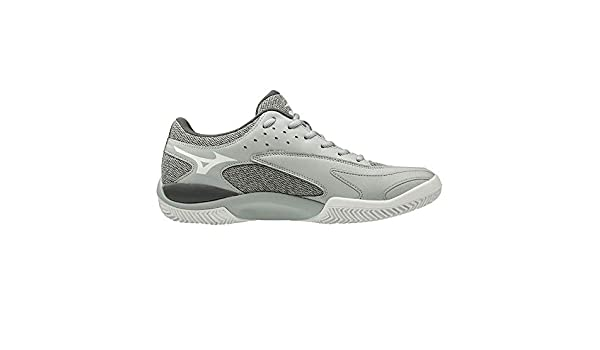 Mizuno Wave Flash CC Gris 61GC1970 01: Amazon.es: Deportes y aire ...