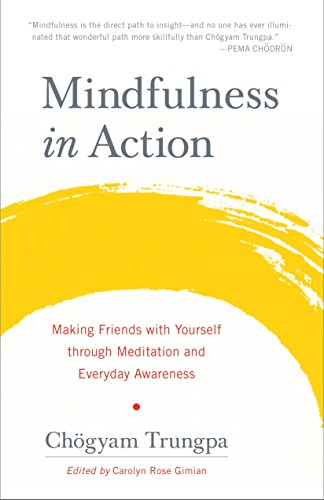 Mindfulness in Action: Making Friends with Yourself through Meditation and Everyday Awareness