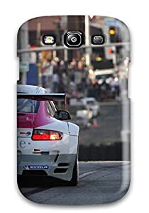 Faddish Phone Racing Case For Galaxy S3 / Perfect Case Cover