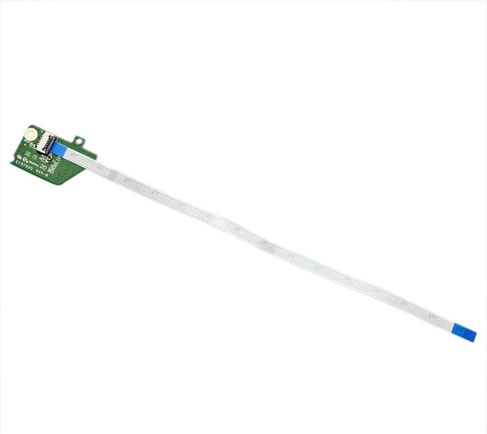 GinTai Laptop Power Button Board with Cable Replacement for Toshiba Satellite S55-B Series DA0BLIPB6C0
