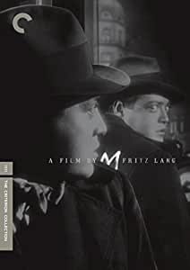 M (The Criterion Collection) [DVD]