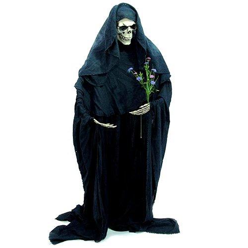 Europalms 61609 Chiffre Halloween Squelette Moulable Noir 83314458