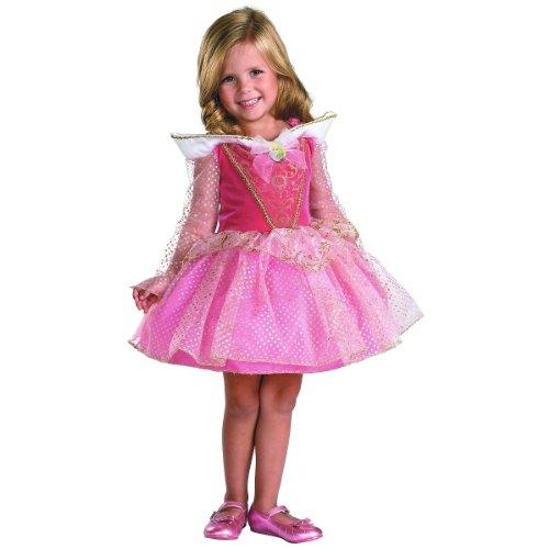 Aurora Toddler Ballerina Classic Costume