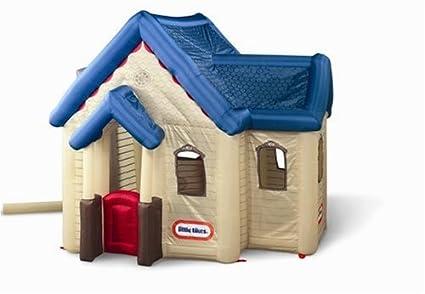 Amazon.com: Little Tikes – Hinchable Playhouse: Toys & Games