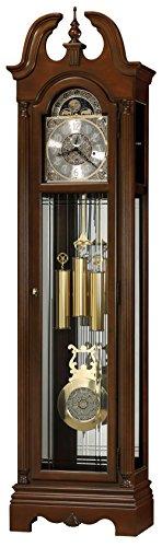 Howard Miller 611-242 Harland Grandfather Clock (Brushed Thomas Antique)