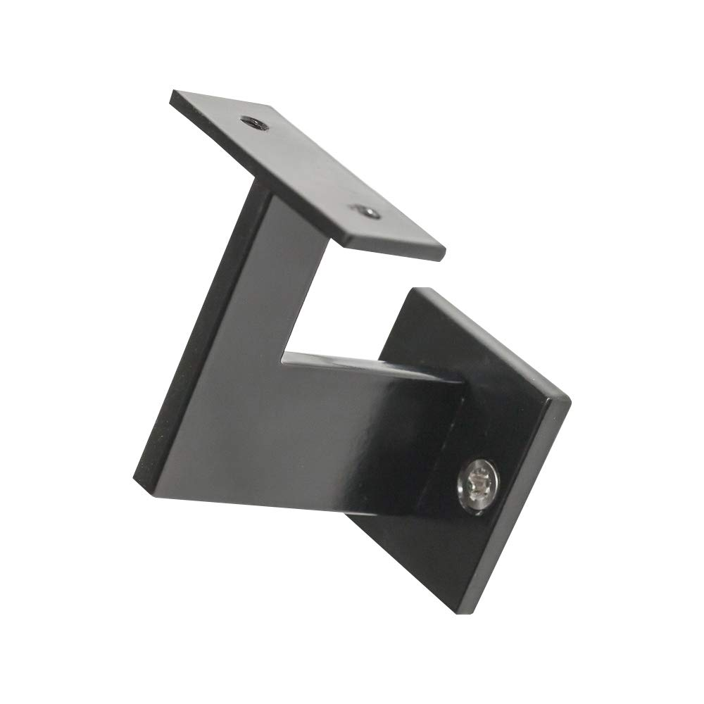 Bold MFG & Supply Linear Handrail Bracket - Made in Austin, TX by Bold MFG & Supply