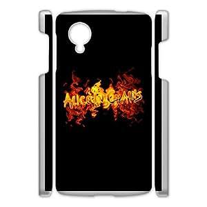 Google Nexus 5 Phone Case Alice In Chains W9G36811