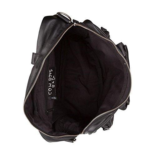 Cowboysbag The Bag Small 1118 Unisex-Erwachsene Henkeltaschen 38x23x14 cm (B x H x T) Antracite