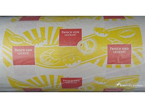 Einschlagpapier Rolle Sonne Motiv 50cm 10kg Papier Folie Rollenpapier Aromapack