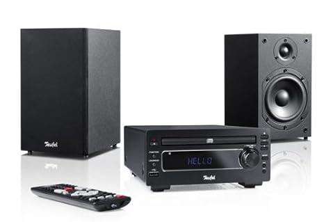 Teufel Kombo 22 - Microcadena (Home audio micro system, Negro, 50 ...