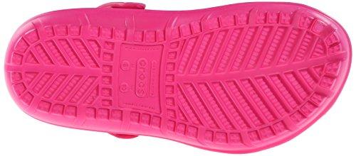 Candy Pink Sabots Hilo Mixte Clog Rose Adulte Crocs wAYZR