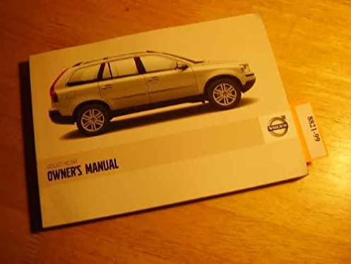 2008 volvo xc90 owners manual volvo amazon com books rh amazon com volvo xc90 owners manual 2004 volvo xc90 service manual pdf