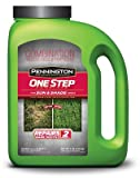 PENNINGTON SEED 100520281 One Step Complete Sun and Shade Combination Mulch, 5 lb