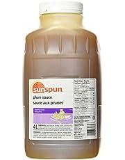 Sunspun Plum Sauce, 4 L