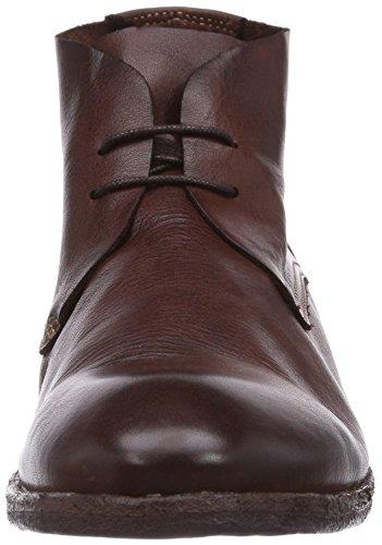 H Shoes Osbourne, Stivali chukka Uomo Marrone (Marrone)