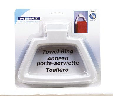 Ring Towel White by Holmz-Selfix durable service
