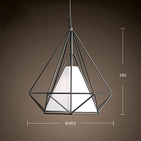 Lámpara colgante de techo con lámpara de araña para colgar ...