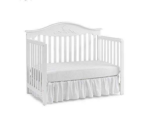 Fisher-Price 4-in-1 Crib, Snow White
