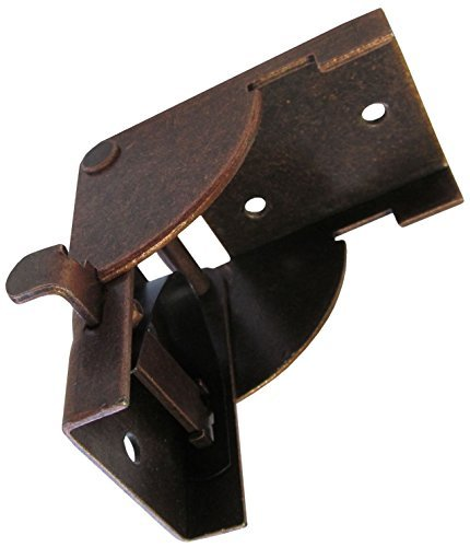 D.H.S. Posi-Lock Folding Leg Bracket for Wall Mounted Work Bench / Fold Down Table (2 -