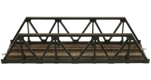 ATLAS MODEL 590 Code 83 Warren Truss Bridge HO ()