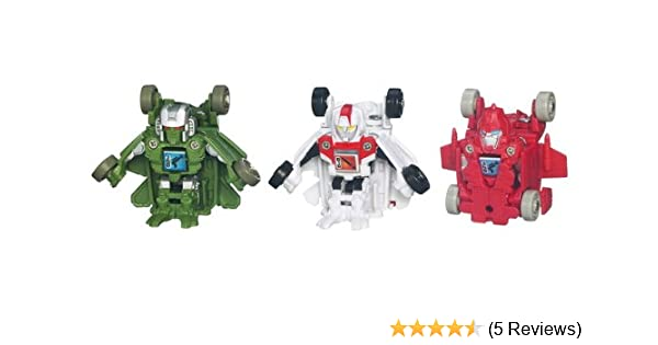 Transformers Bot Shots Jetfire Complete Battle Game 3 Pack