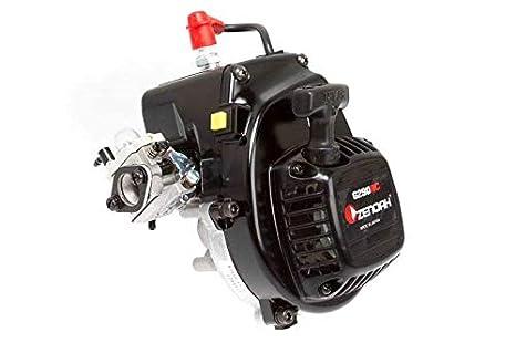 Zenoah g290rc 28,5 ccm Motor (sin embrague, filtro, Reso)