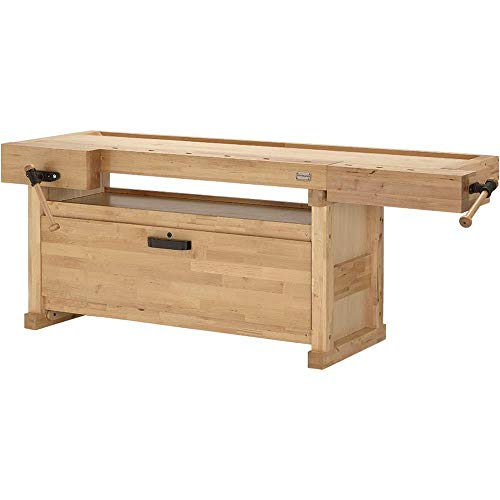 (Grizzly H7725 Euro Style-Birch Workbench,)