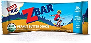 product image for Clif Kid Z Bar Peanut Butter Cookie, 18 Count