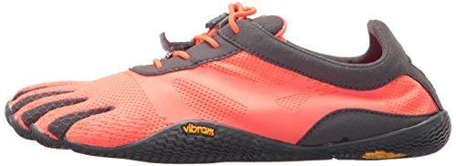 Fivefingers Kso Orange fire Vibram Pour Evo Coral Grey Fitness Chaussures De Femme dqOC5O