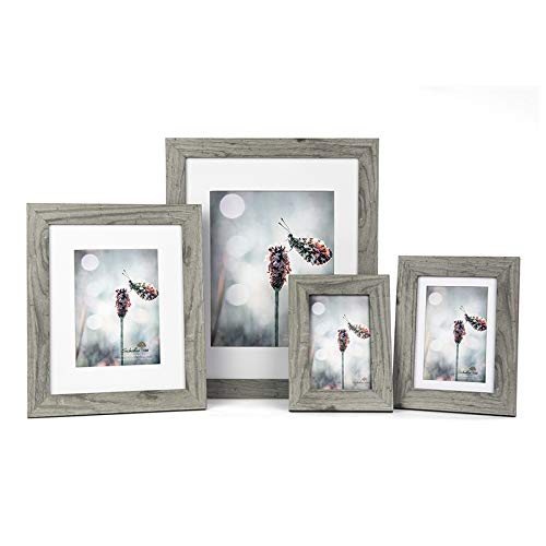 Scholartree Wooden Photo Picture Frame 5x7 3P 8x10 2P 11x14 2P (Style 2, 5x7 inches 3P) by Scholartree (Image #8)
