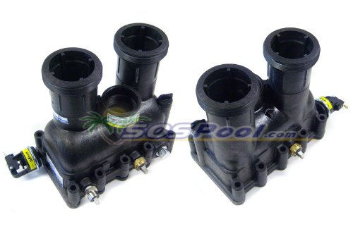 Pentair Manifold Kit Max-E-Therm MasterTemp - Manifold Max E-therm