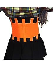 LLZGPZBD Elastisch verstelbaar korset voor mannen, taille, trimmer, orthesenposture, riem, lower back, bretel, lordosensteun, riem voor vrouwen
