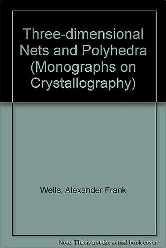 Descarga libros de inglés gratis.Three-dimensional Nets and Polyhedra (Monographs on Crystallography) in Spanish PDF iBook PDB
