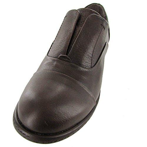 Steve Madden Kvinna Boycottt Slip På Tillfälligt Skor Brunt Läder